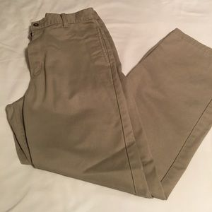 Khaki Boys Pants